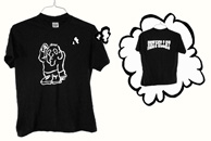 Black HP T-Shirt